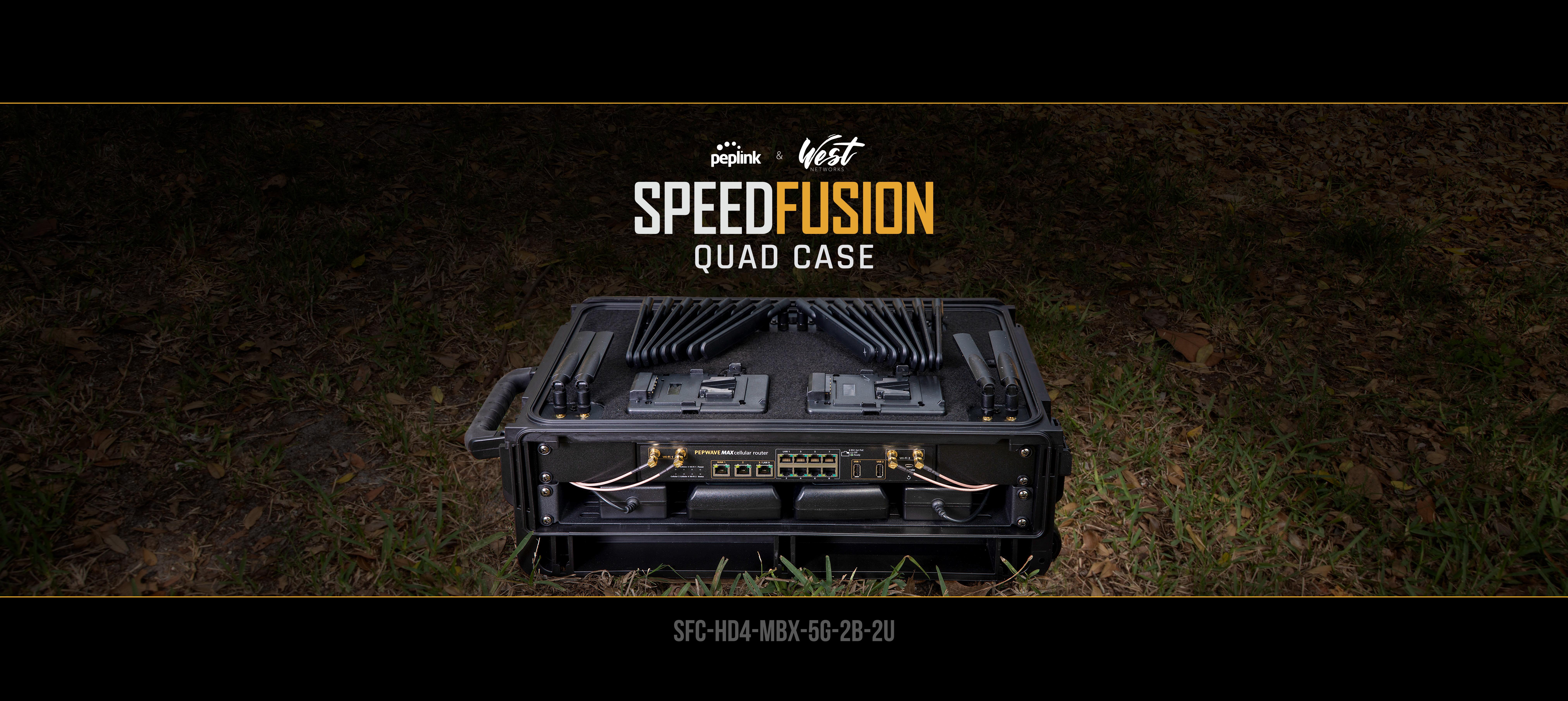 Header SFC-HD4-MBX-5G-2B-2U